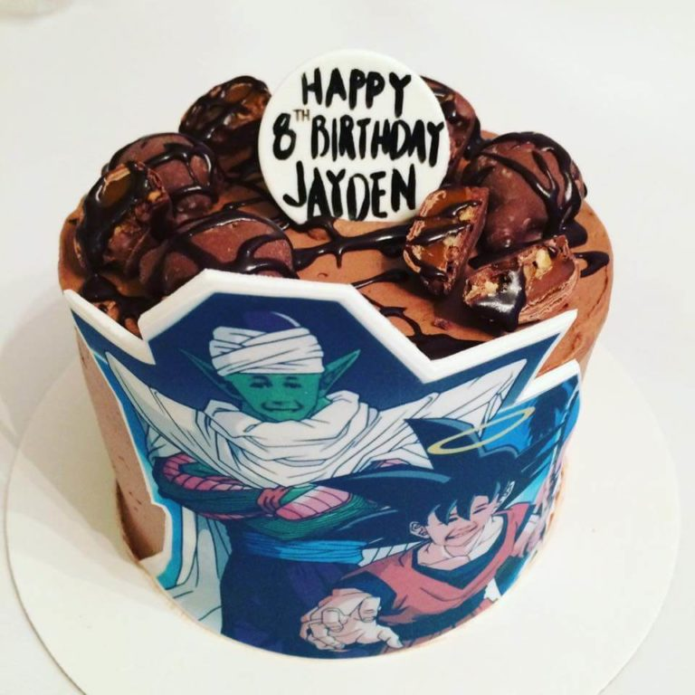 Edible Print Cake by Tripl3 Baked